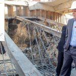 Inician excavación profunda para recuperar imagen de Peñalosa