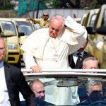 «Papamóvil es blanco y de servicio especial y por eso será perseguido» taxistas