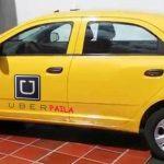 Taxis amarillos ahora serán Uber-paila