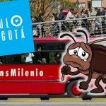 Acabar con Transmilenio dejaría miles de cucarachas sin hogar: Azul Bogotá