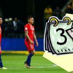 Chile finalmente demanda, pero le dan la audiencia para después del Mundial