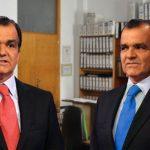 Óscar Iván Zuluaga se encuentra con su doble y nadie sabe cuál es cuál