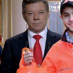 Santos estudia «poner a un man de Rappi» a terminar su mandato