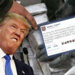 Trump amenaza con aranceles a cocaína. Narcos ahora sí preocupados