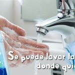 Fajardo será la nueva imagen para marca de antibacteriales