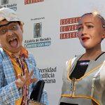 Robot inteligente Sophia colapsa en entrevista con Suso el Paspi