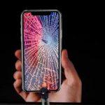 Primicia mundial: nuevo Iphone ya vendrá con la pantalla rota