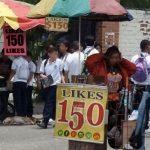 Alerta padres: jíbaros están vendiendo 'likes' en las afueras de los colegios