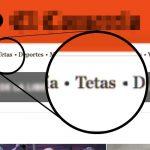 Periódico tradicional se sincera y estrena sección 'Tetas'