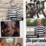 Diarios del país deciden fusionar páginas judiciales y sociales