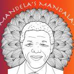 Lanzan inédito libro con mandalas de Mandela
