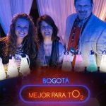 Bares de oxígeno causan sensación en Bogotá