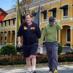 Quentin Tarantino está en Barranquilla pero no va al Festival de Cine «porque ajá»