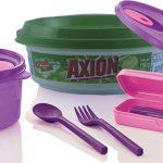 Creador de Tupperware confiesa que se inspiró en las cocas de lavaplatos Axion