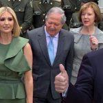 Donald Trump respalda piropo de ministro Botero a su hija