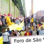 Empresarios e informales crean el foro de Säo Victorino