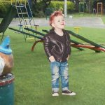 Niño sale al parque y se rebela: «quiero ser ermitaño»