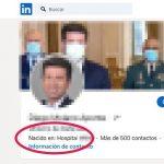 LinkedIn Colombia ya incluye lugar de parto