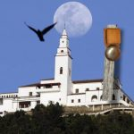 Instalarán timbre de colegio en Monserrate que se escuchará en toda Bogotá