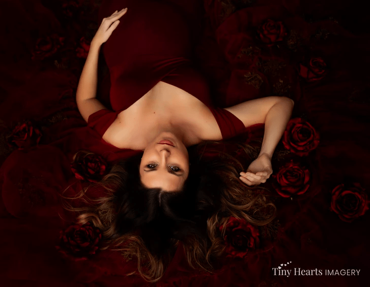 Maternity sessions portrait