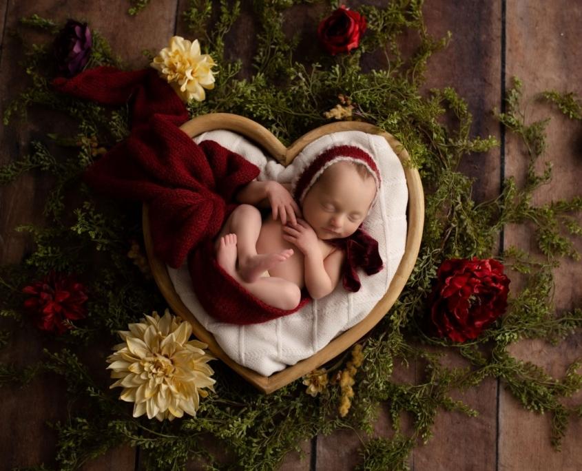 Photographer in Waco Tx Newborn Session