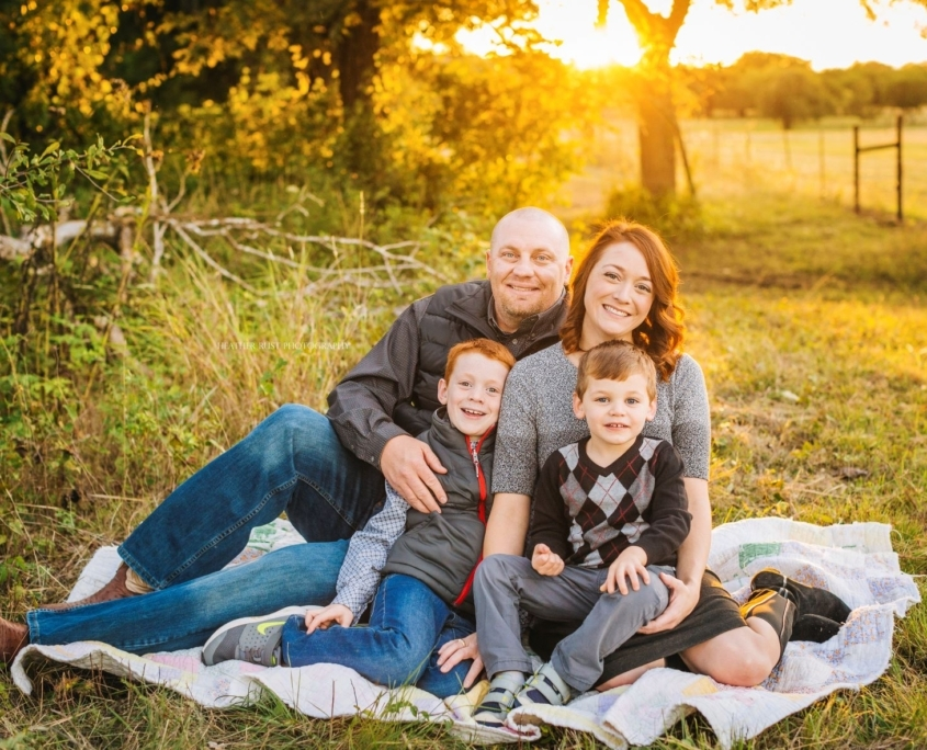 Family Photography in Waco Ranch