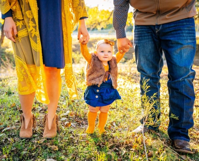 Family Photography in Waco Texas