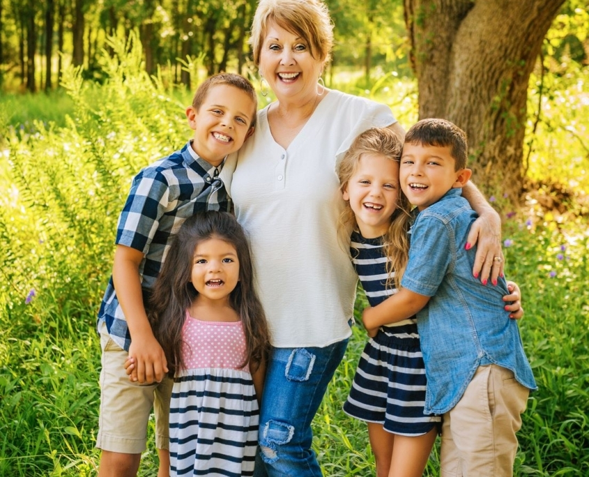 Family Portraits Tiny Hearts Imagery Waco