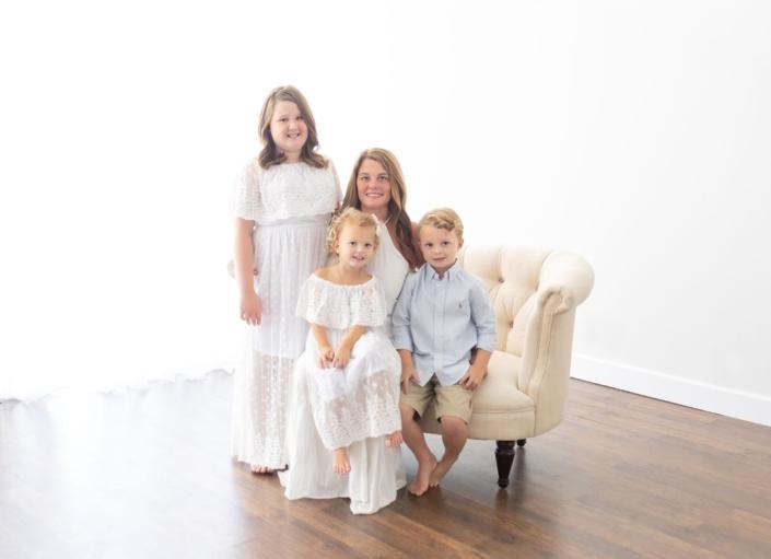 Family photography Waco photo studio