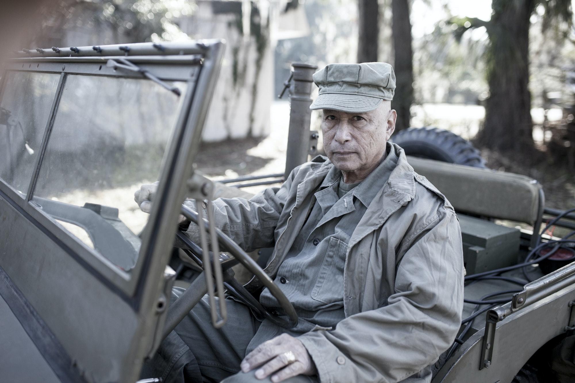 world war two soldier