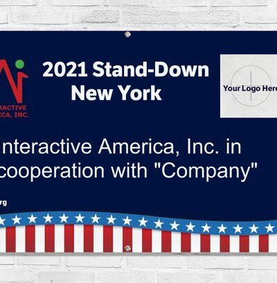 2021 Stand Down Banner
