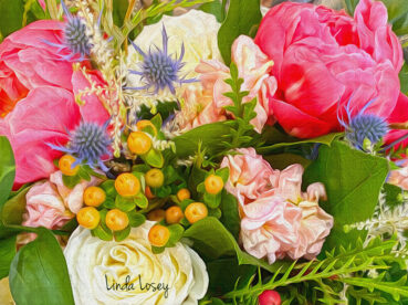 Bridal Bouquet 120 Jigsaw Puzzle