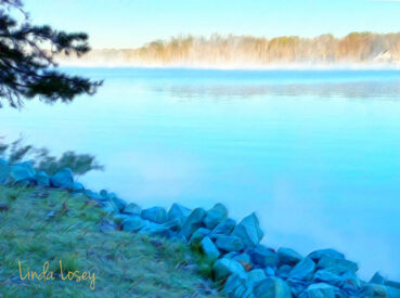 Early Morning Mist 120 Jigsaw Puzzle