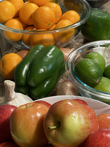 Fruits and Vegetables 120 Jigsaw Puzzle