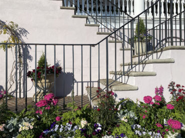 Railings and Steps 120 Jigsaw Puzzle