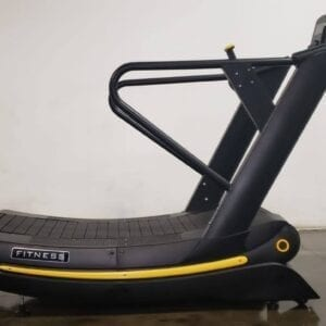 Lift Daddy curved treadmill 2
