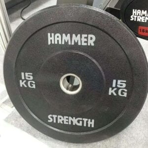 bumber weight plates
