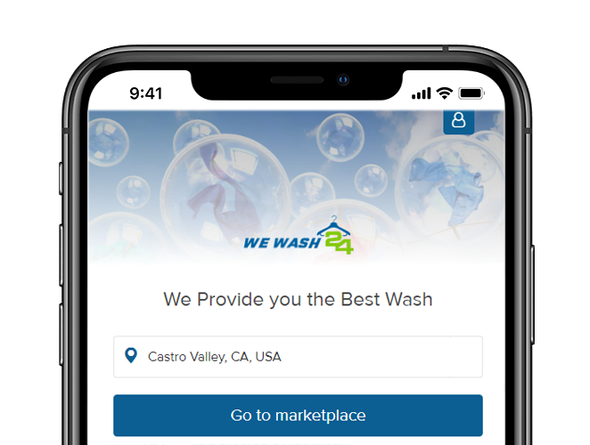 WeWash24 the Best Cleaning Laundry | Laundry Pickup and Delivery service
