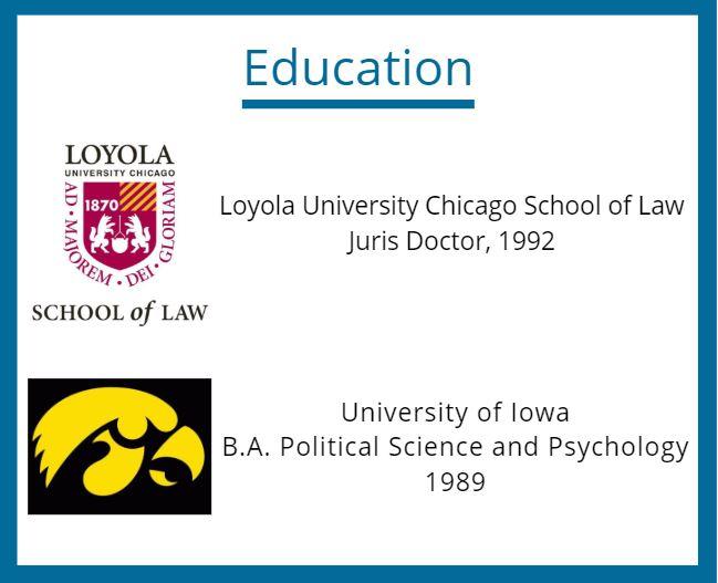 Education, Richard Craig, Personal Injury Attorney Chicago