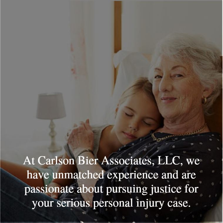Carlson Bier has the experience to handle your personal injury case