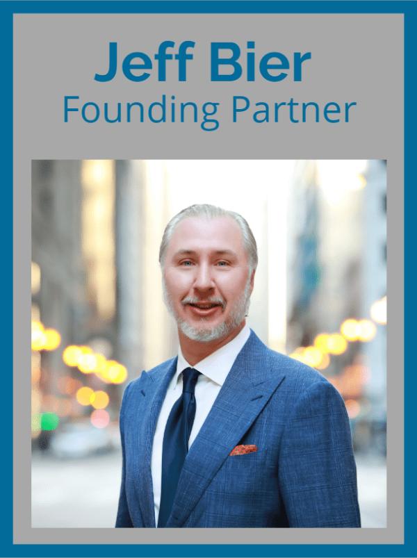 Jeff Bier, Founding Partner at Carlson Bier Associates, LLC