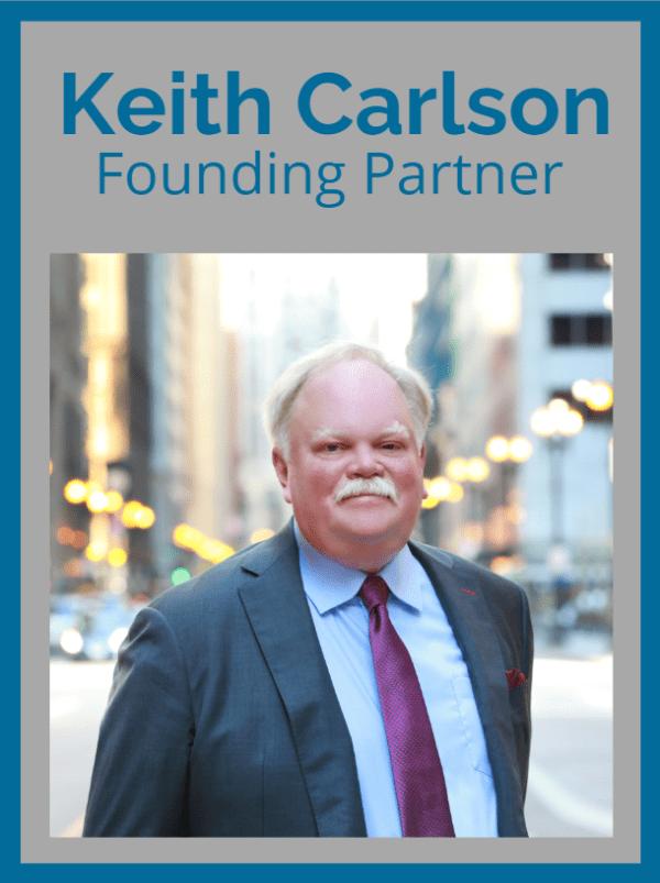 Keith Carlson, Founding Partner at Carlson Bier Associates, LLC