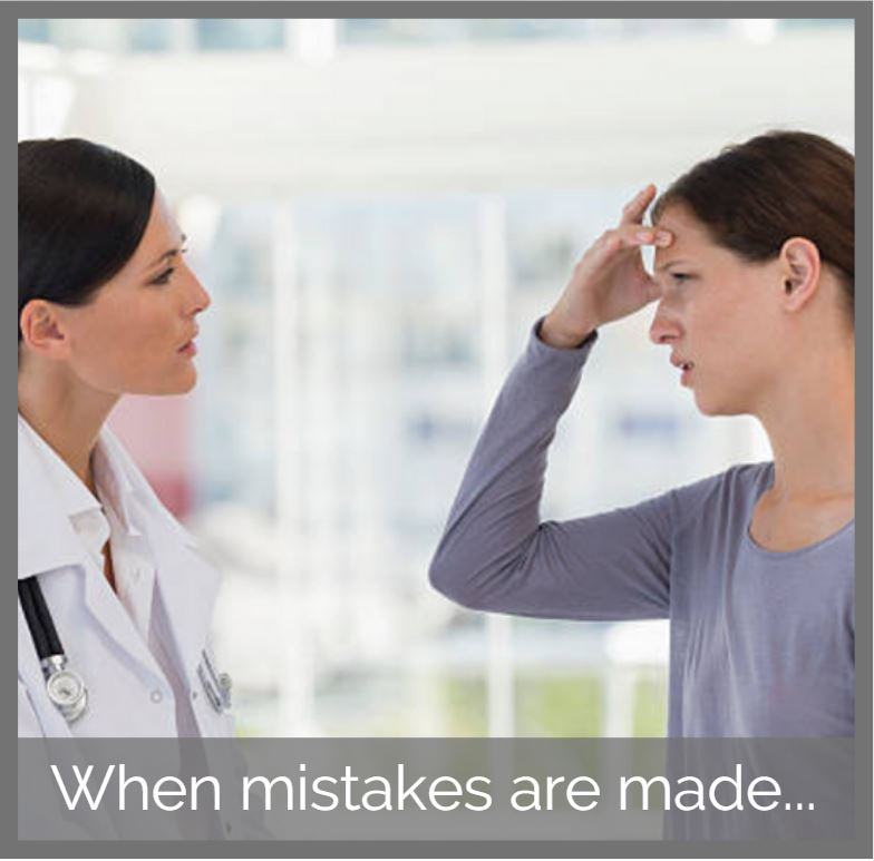 Medical malpractice doesn't have to ruin your life, our medical malpractice lawyer can help