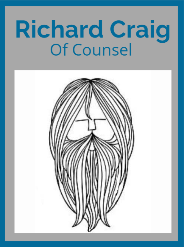 Richard Craig, Of Counsel at Carlson Bier Associates