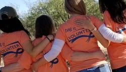 Volunteering is a Wonderful Gift
