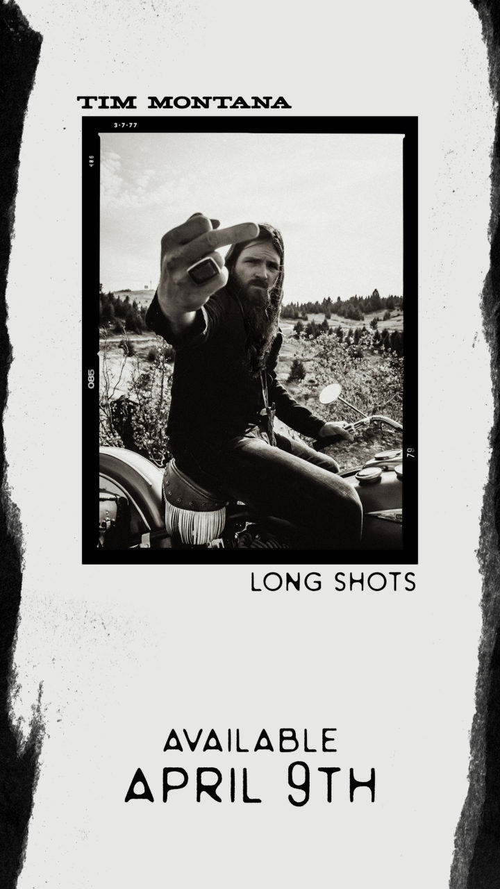 New Album 'Long Shots' Available Now!