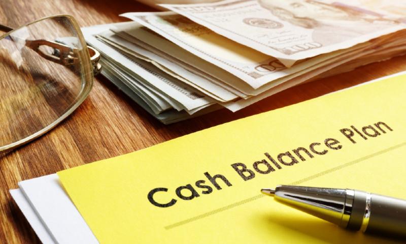 401(k) cash balance combo plan