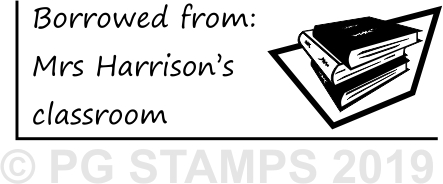 NT 15 - Customised borrowed from stamp