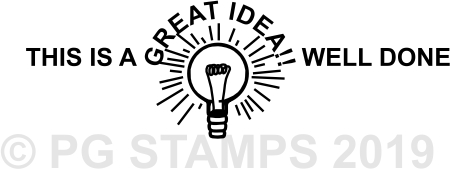NT 23 - This is a great idea teacher stamp