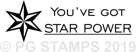 NT 6 - Star power teacher stamp